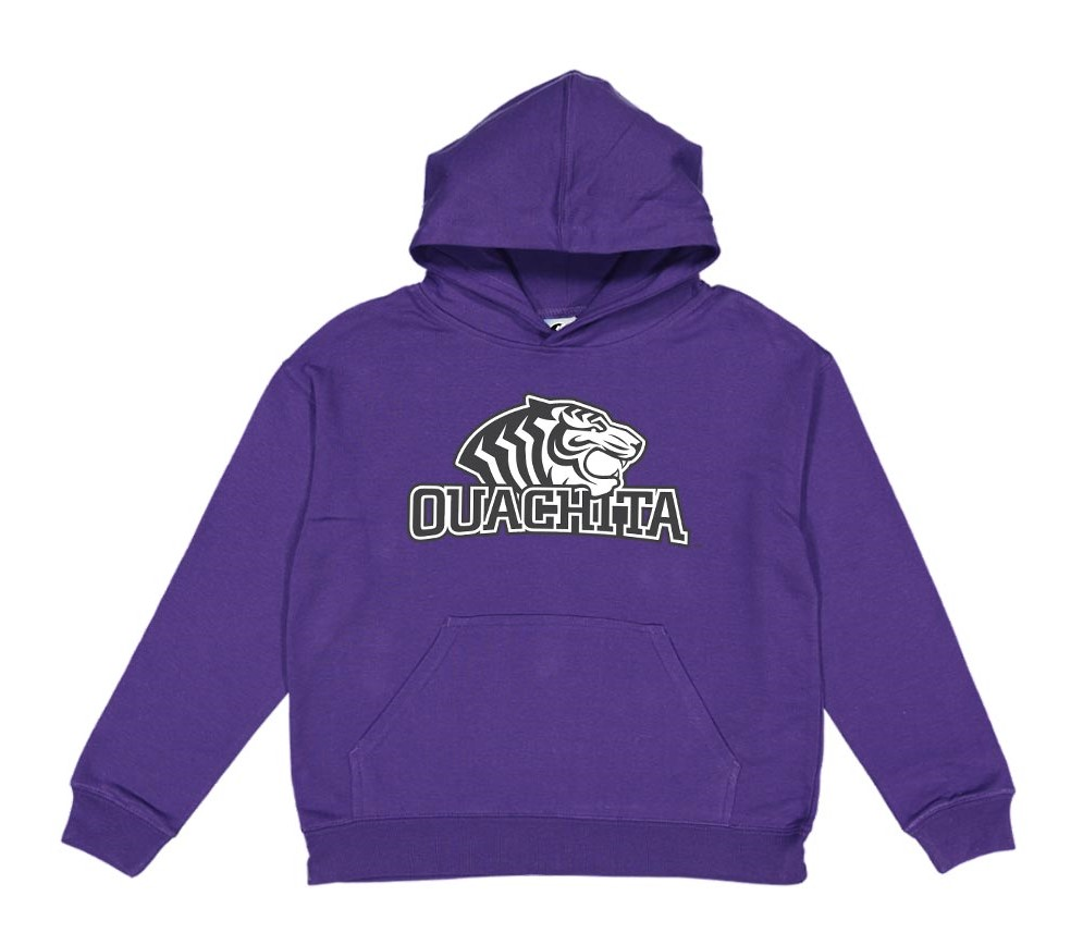OUACHITA LOGO YOUTH HOOD