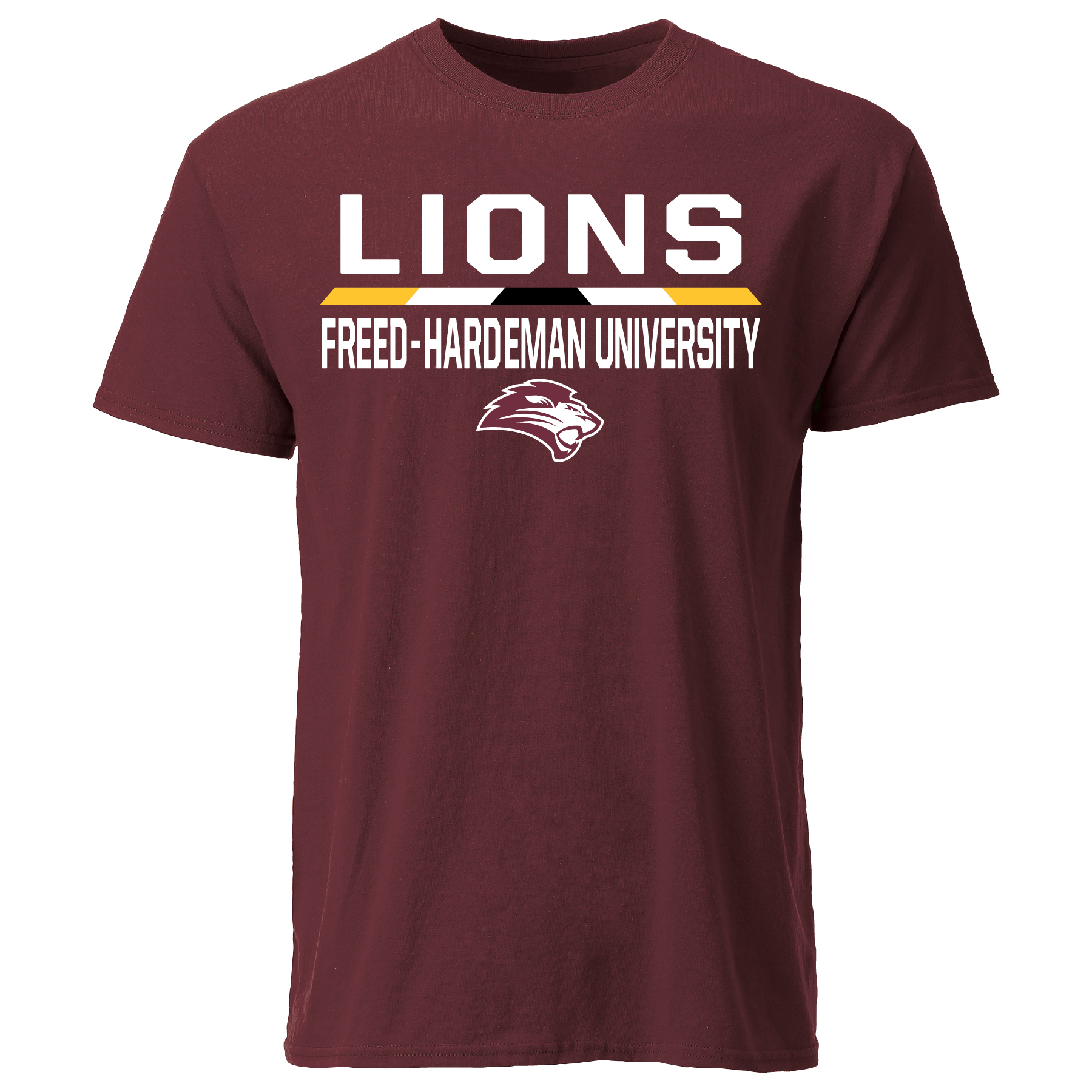 Ouray Lions One-Stripe Tee