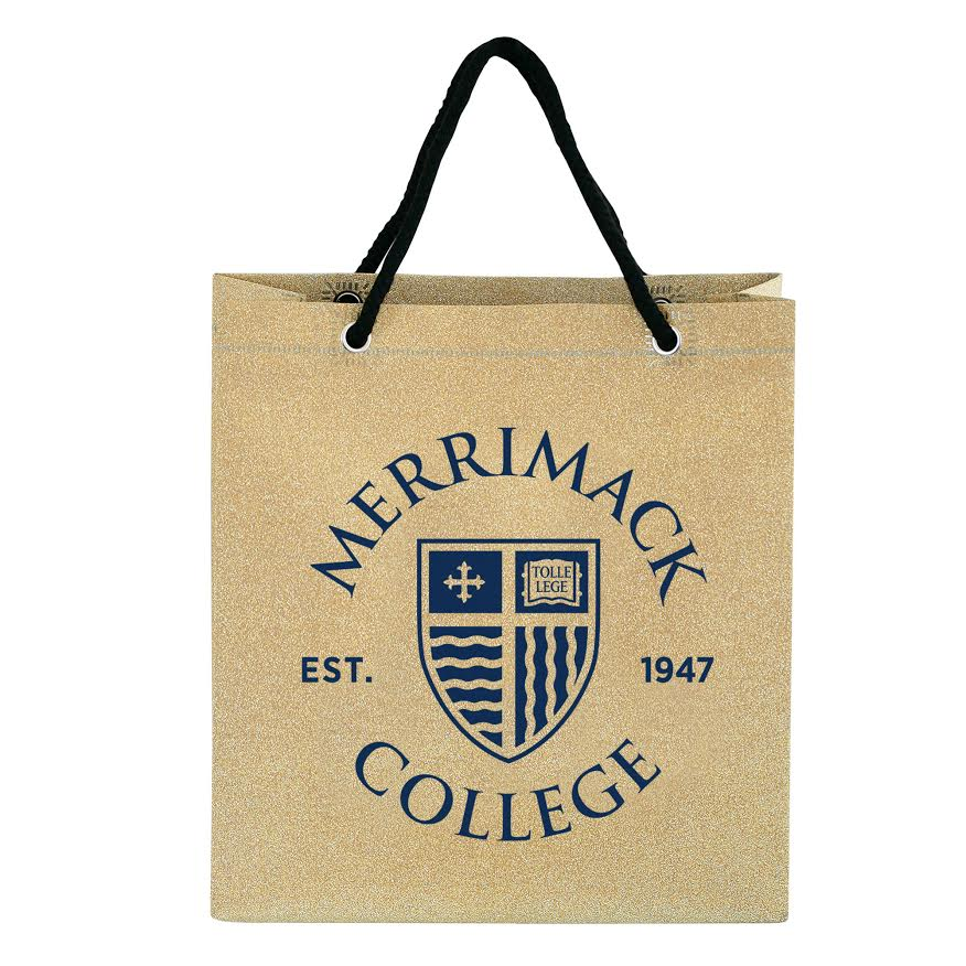 MC Gold Gift Bag