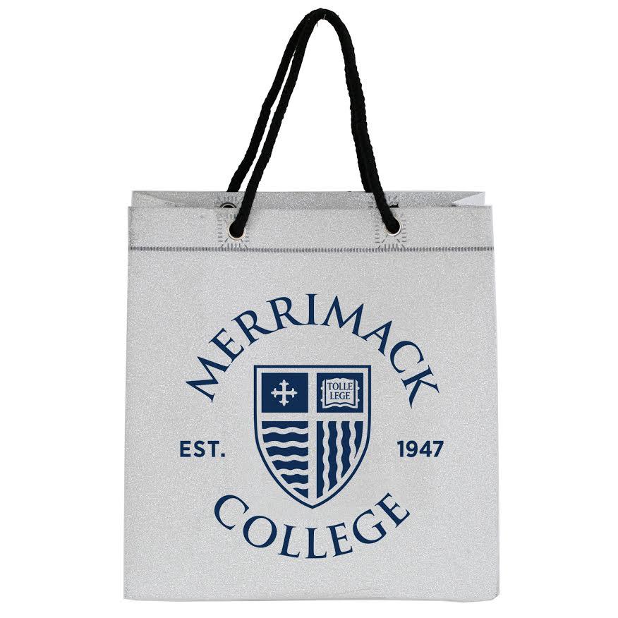 MC Silver Gift Bag