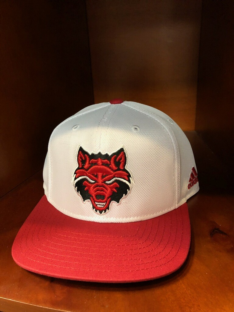 Red Wolves Two Tone Snap Back