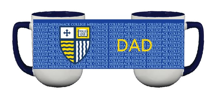 MC Shield Dad Mug