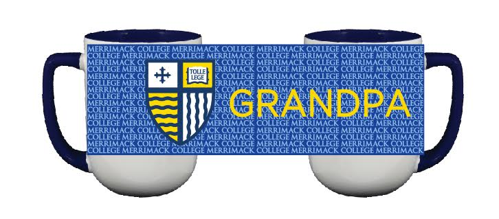 MC Shield Grandpa Mug