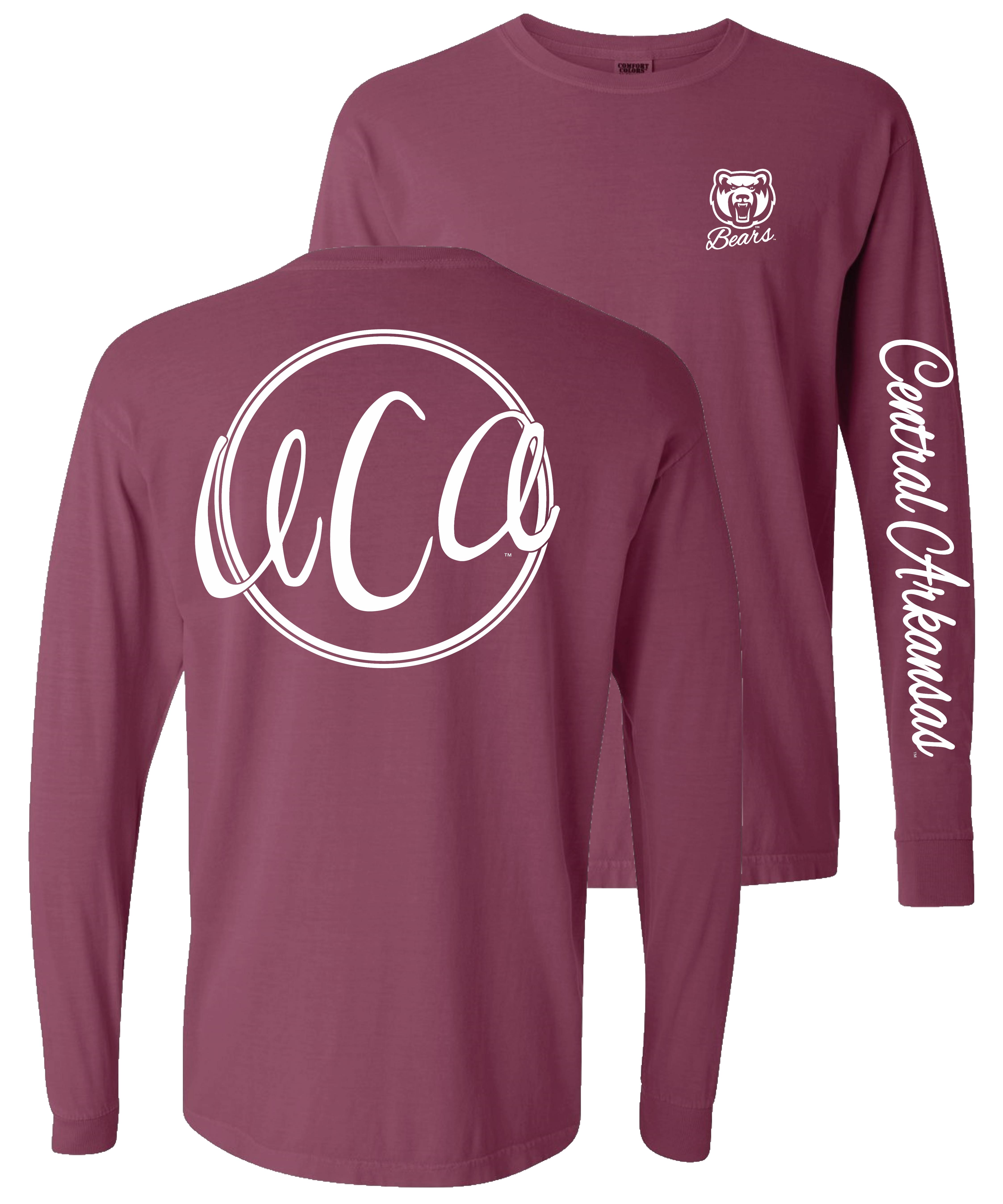Cursive UCA LS Comfort Color