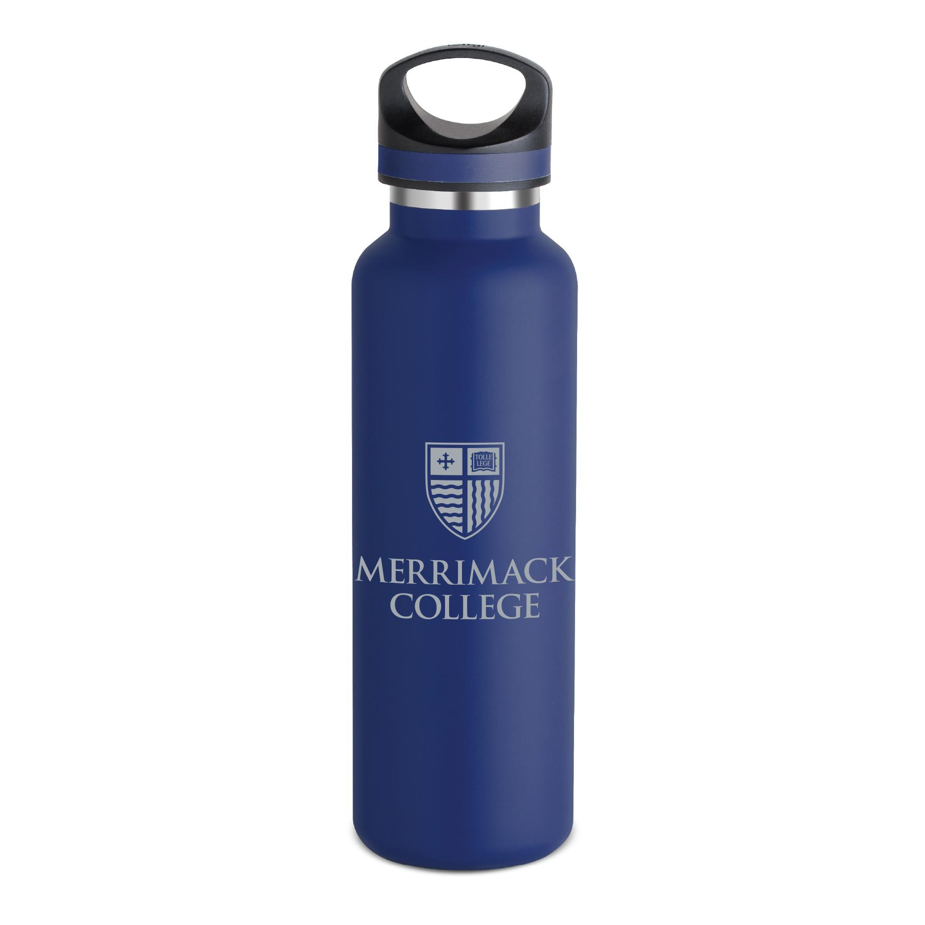 Navy Warrior Metal Bottle