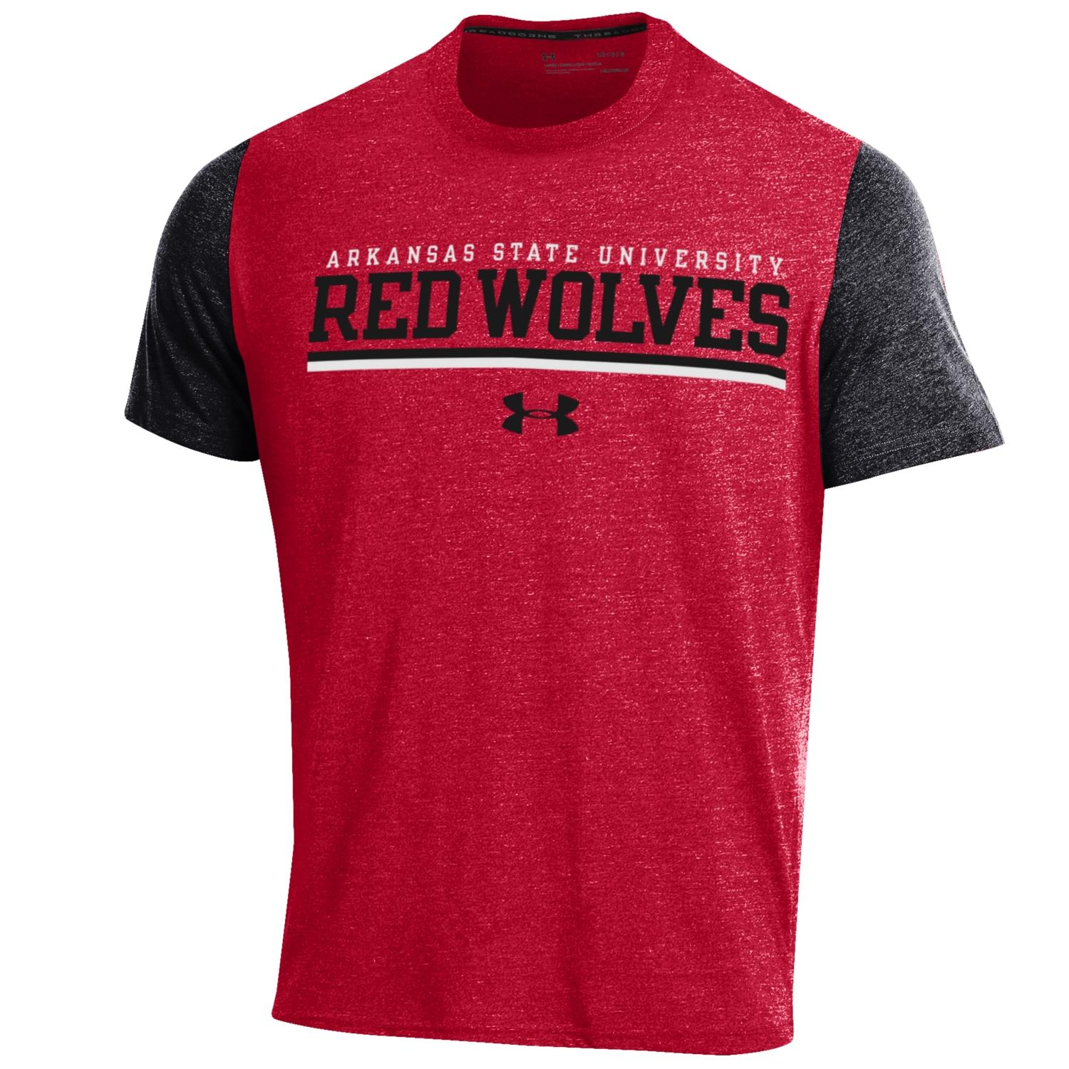 Arkansas State Red Wovles Threadborne Tee