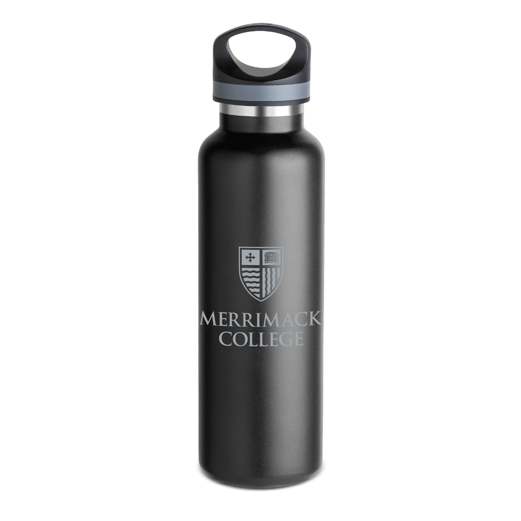 Black Warrior Metal Bottle