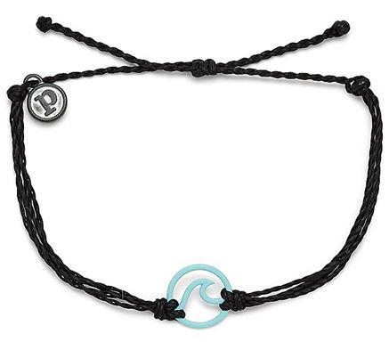 Puravida Wave Charm Bracelet