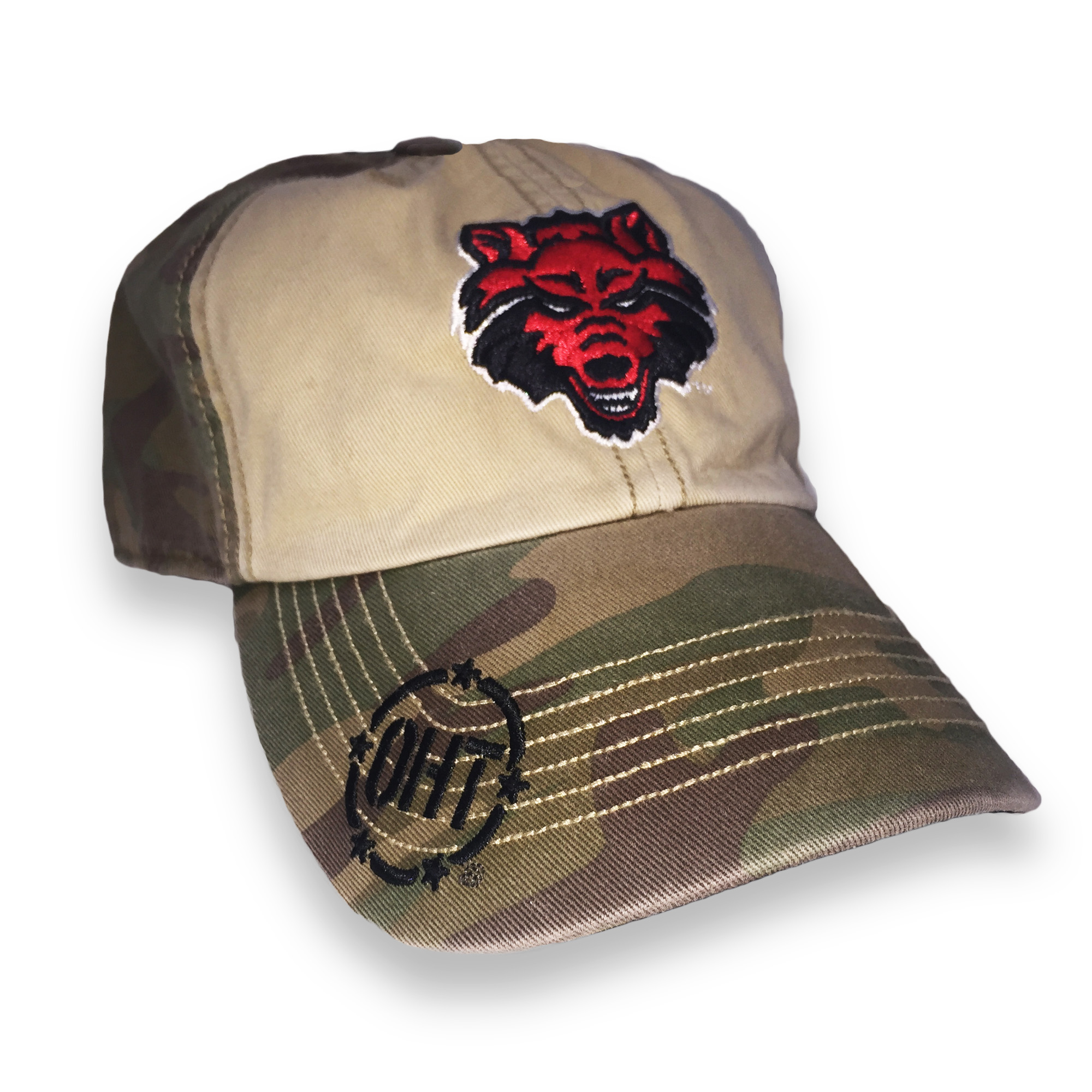OTH Red Wolves Hat