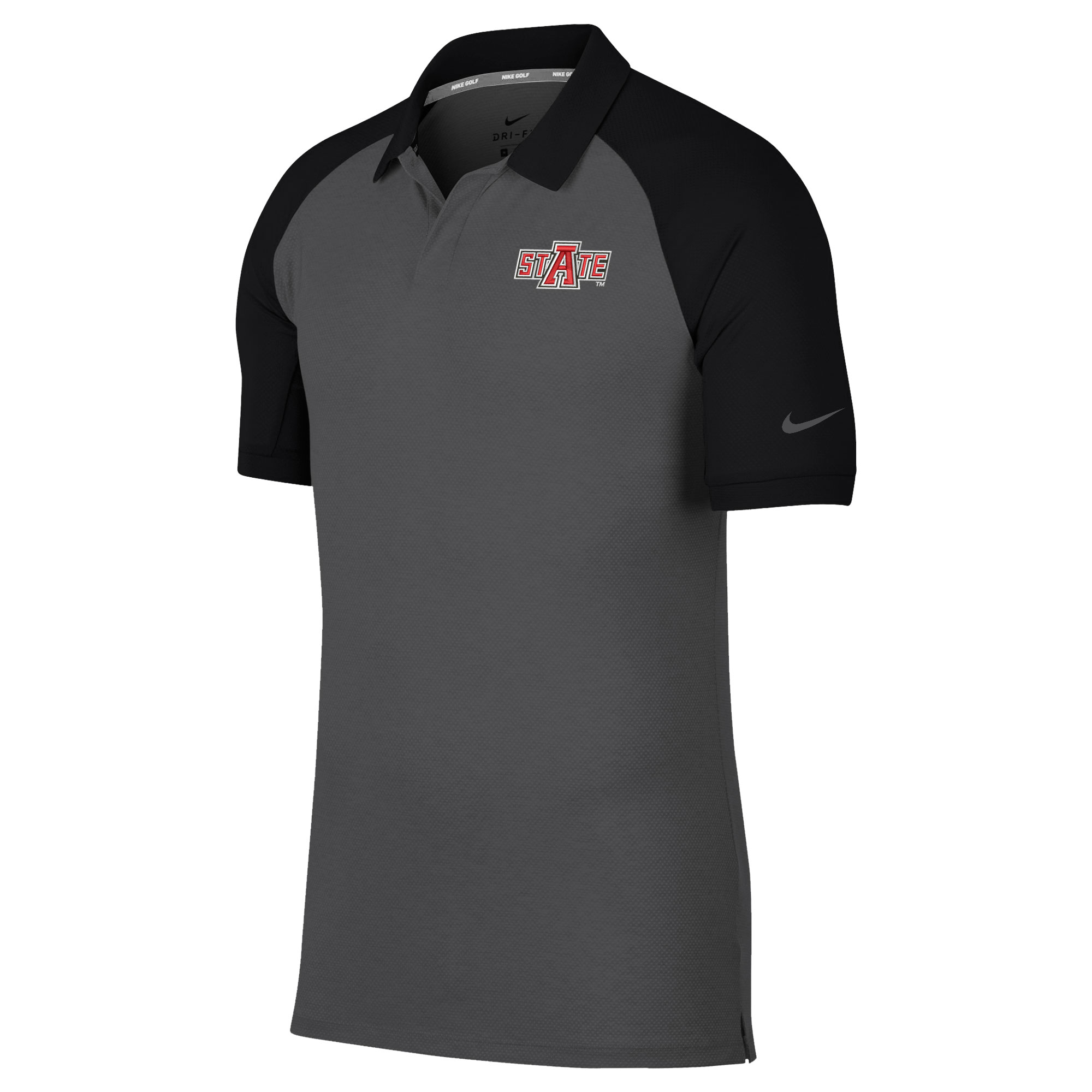 Red Wolves DriFit Raglan Polo