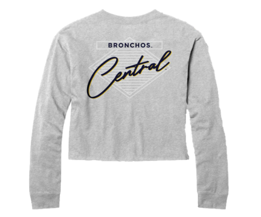 Central Bronchos Clothesline Cotton L/S Midi