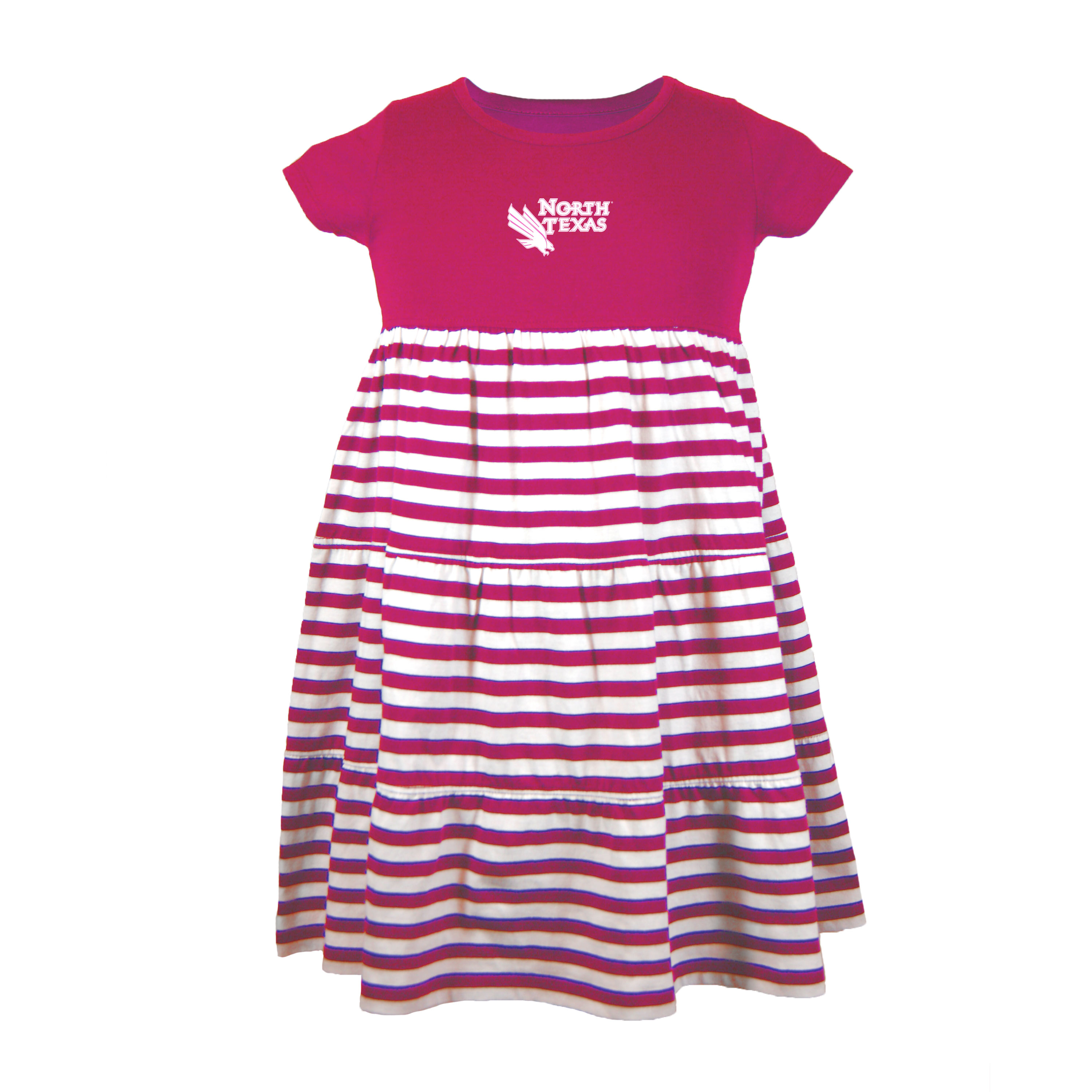LIZA YOUTH STRIPE DRESS