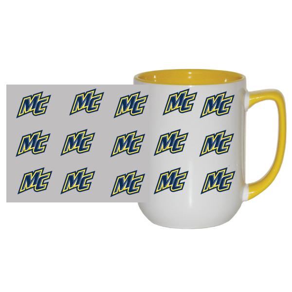 Yellow El Grande Mug