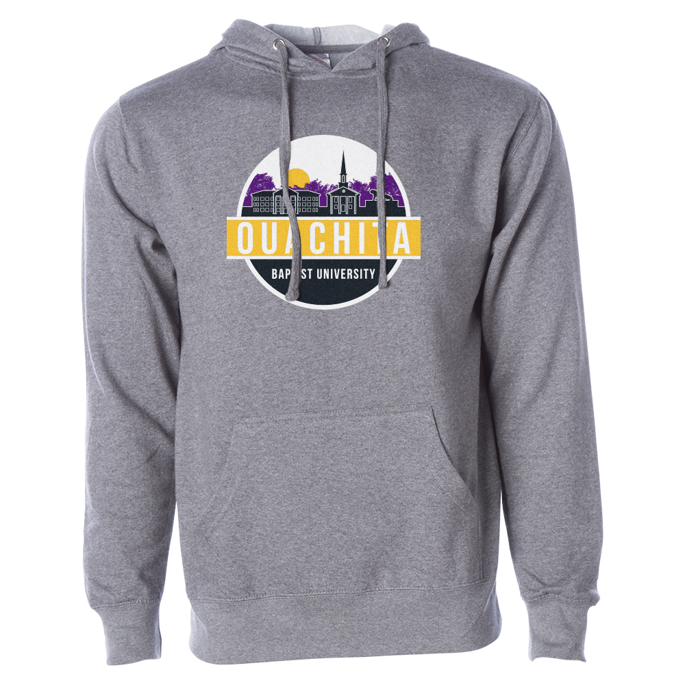 OUACHITA BAPTIST UNIVERSITY ULTIMATE SKYLINE HOOD