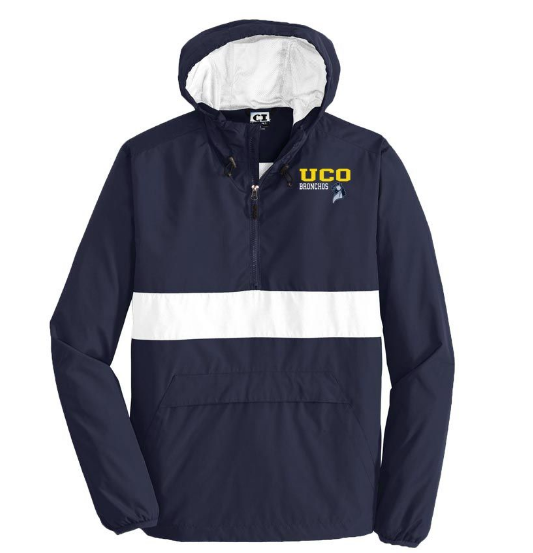 UCO Bronchos Cadet Zipped Pocket Anorak