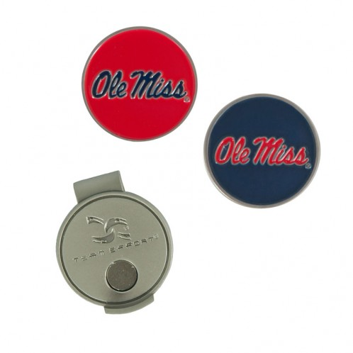 Hat Clip and Ball Markers