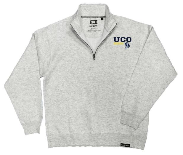 UCO Bronchos Cadet Quarter Zip