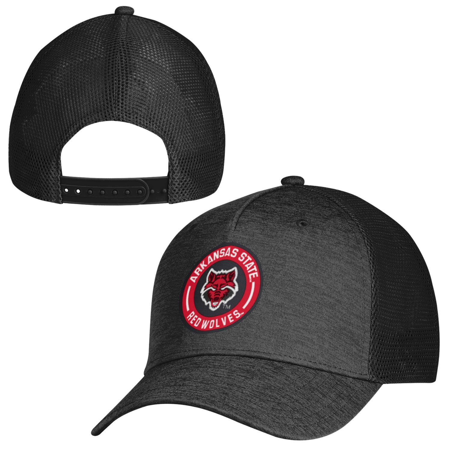 Arkansas State Twist Closer 3.0 Trucker Snapback