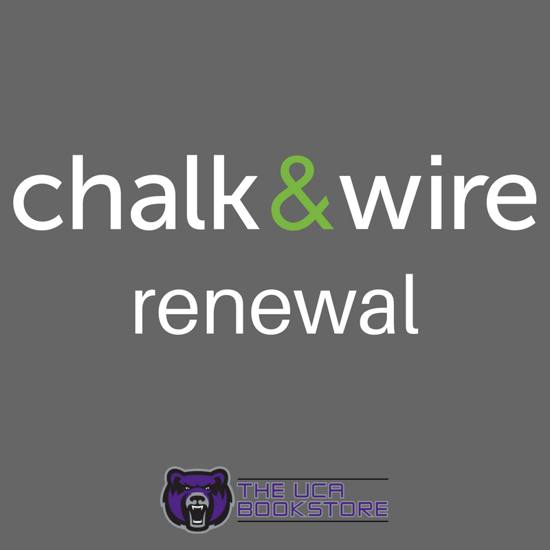 Chalk & Wire Renewal