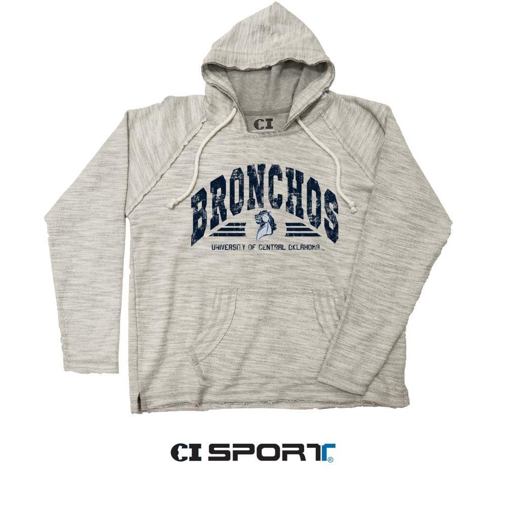 UCO Bronchos Minion Terry Leisure Hood