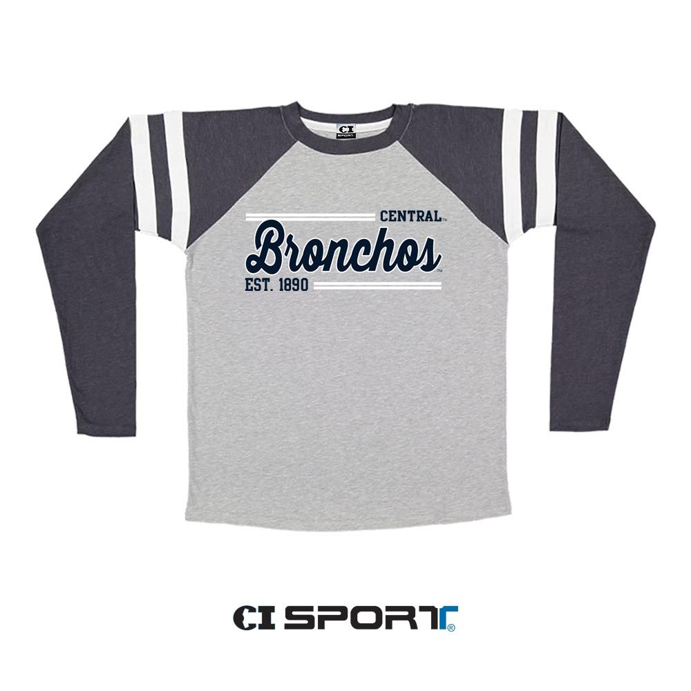 Mens Gameday Mashup Long Sleeve