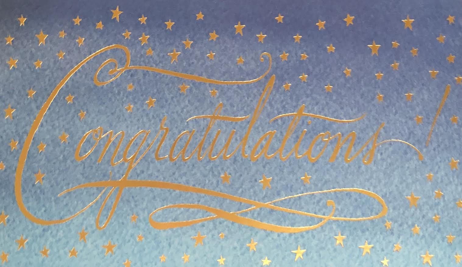 Congratulations Graduation Greeting Card/Gift Card Holder