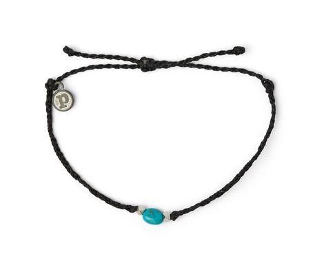 Puravida Stone Bead Bracelet