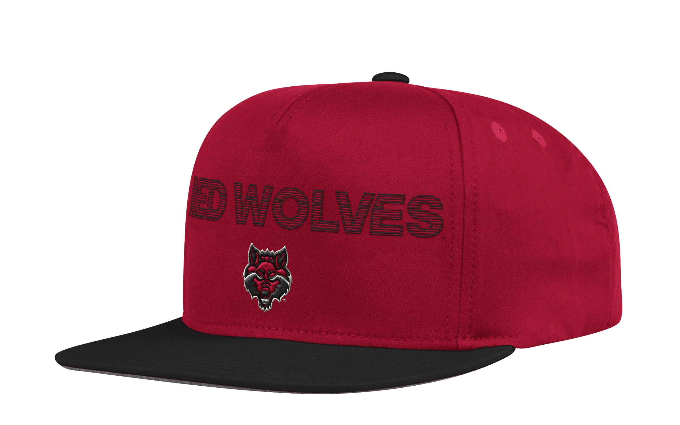 Arkansas State Player Snap Back