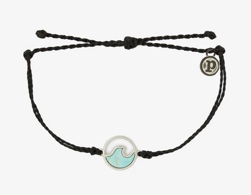 Puravida Stone Wave Bracelet