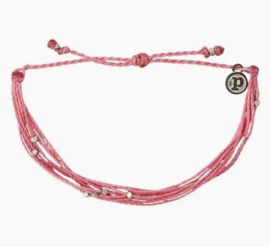 Puravida Silver Bead Bracelet