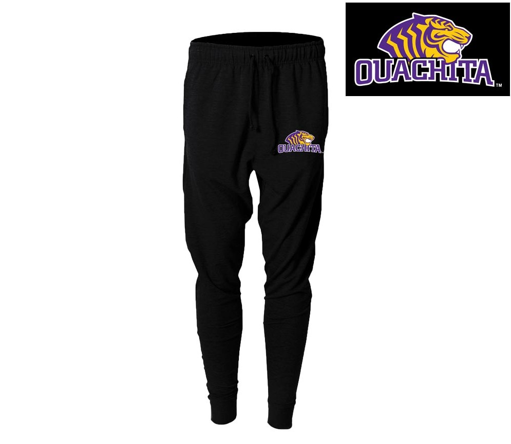 OUACHITA TRI-BLEND PERFORMANCE JOGGERS