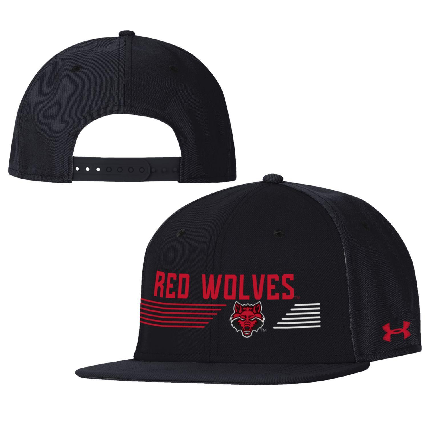 Arkansas State Huddle Snapback