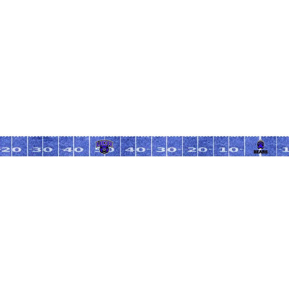 Football Field Lanyard