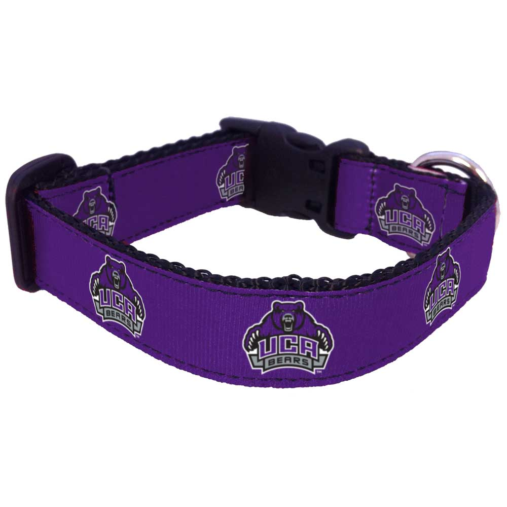 UCA Bears Pet Collar