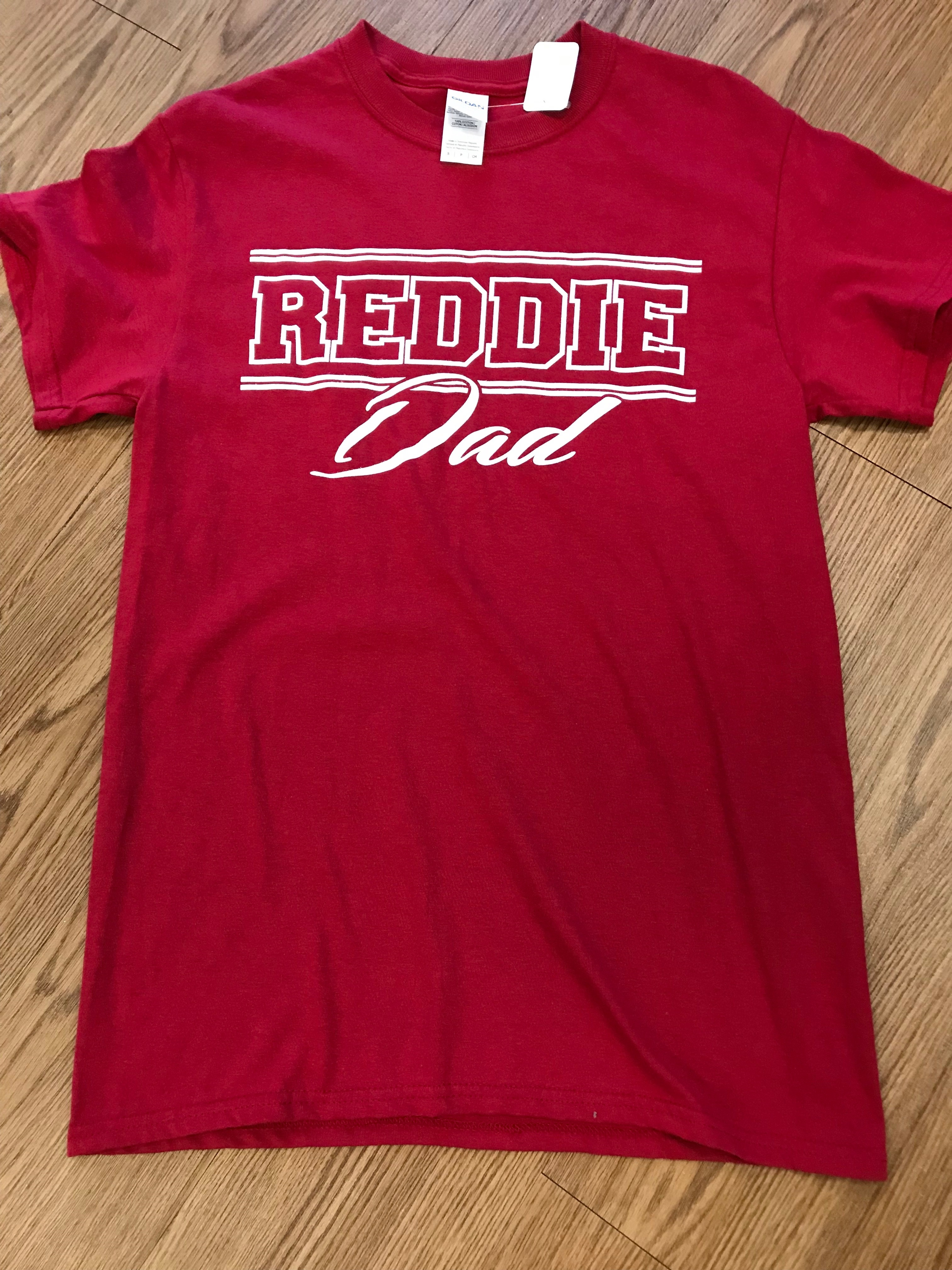 REDDIE DAD TEE