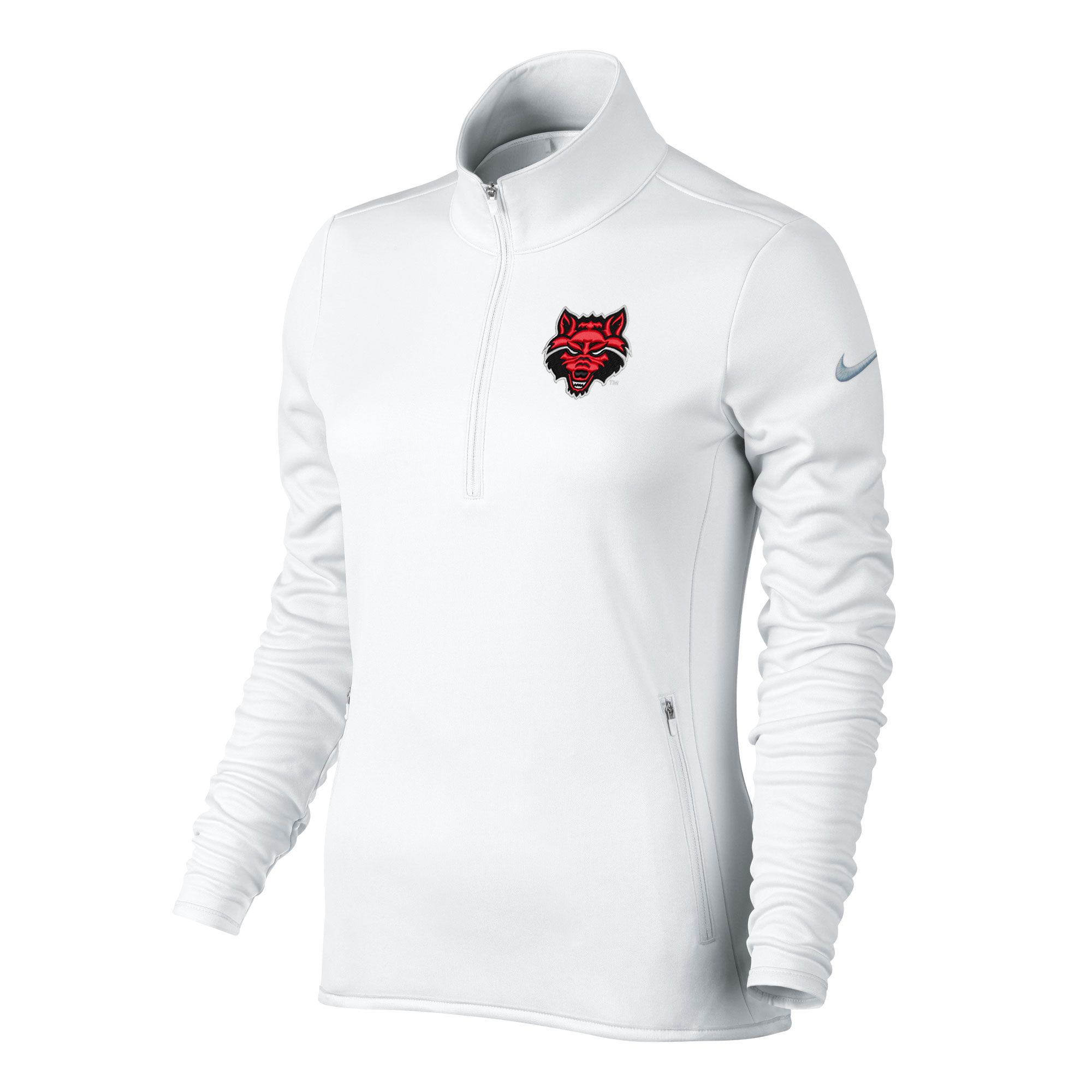 Arkansas State Women's Thermal 1/2 Zip Top