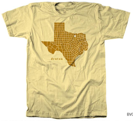 DENTON COUNTIES TEE