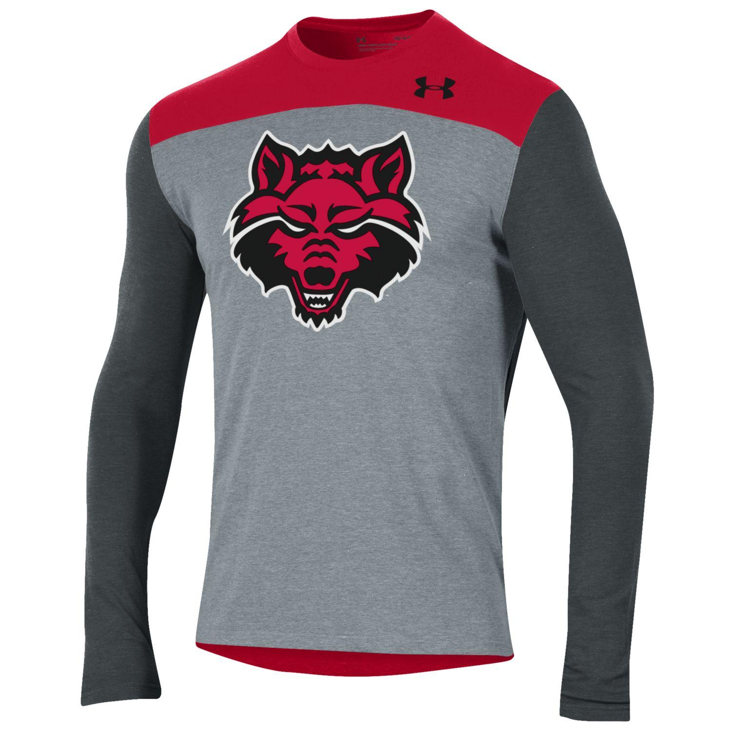 Arkansas State Freestyle LS Tee
