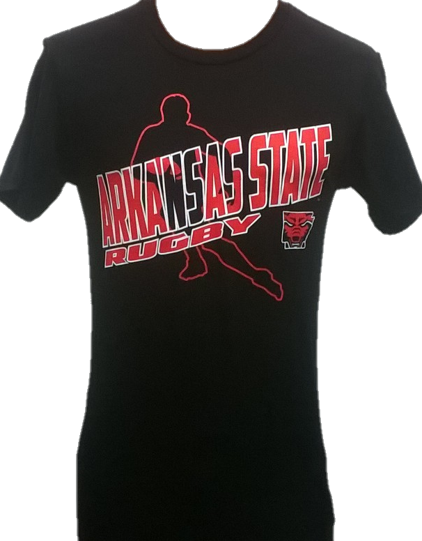 Arkansas State Rugby T Shirt