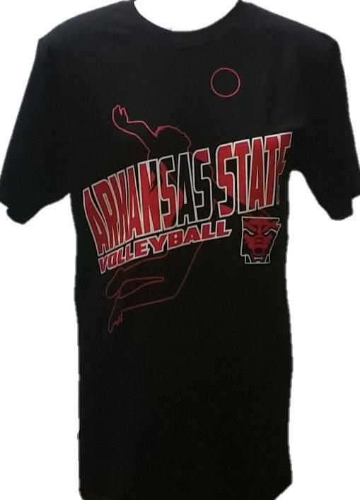 Arkansas State Volleyball T Shirt
