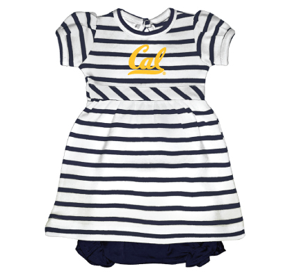 Cal Bears Infant Stripe Dress