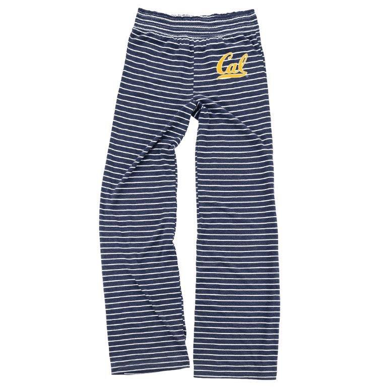 MD25-University of California Berkeley Navy Stripe Marga Pant