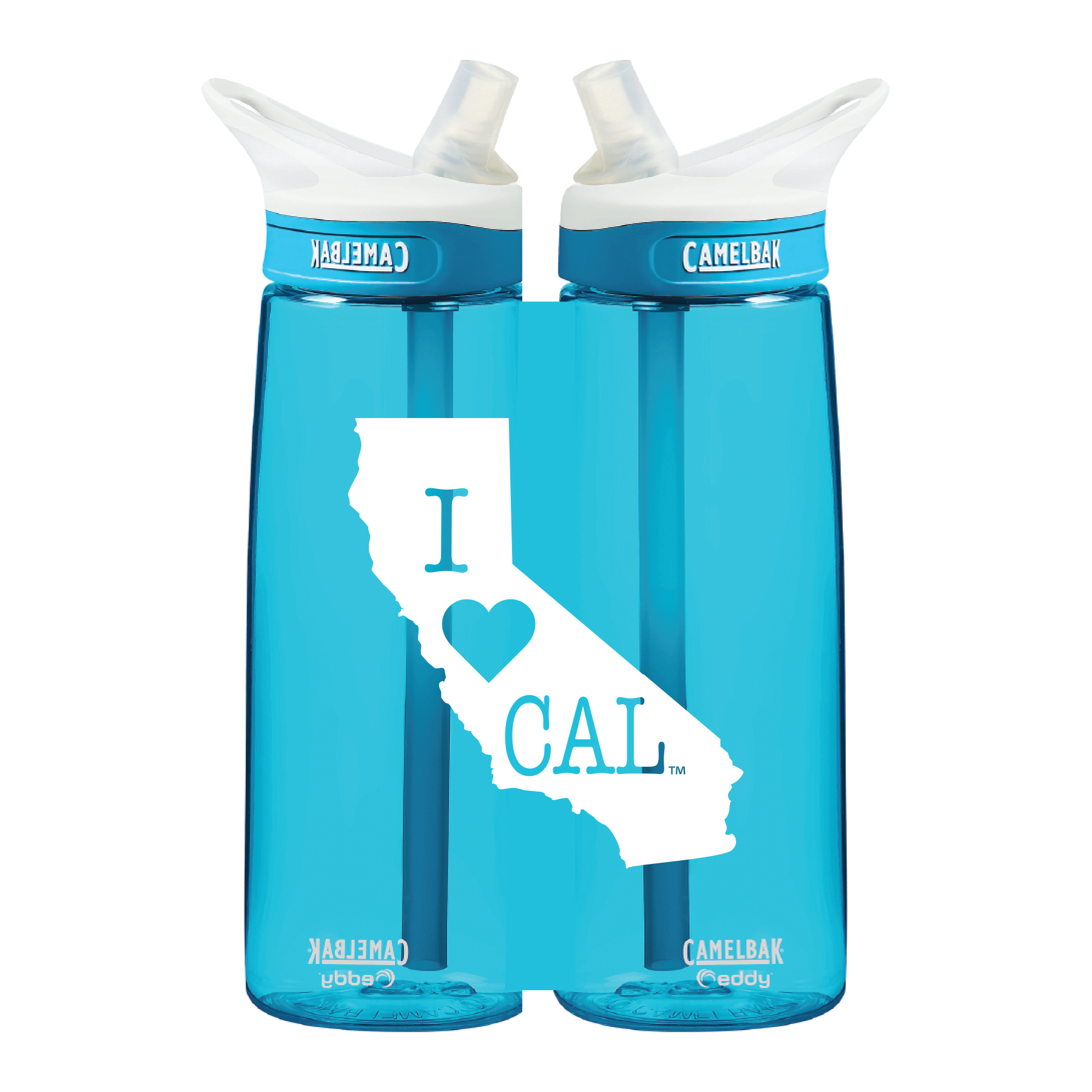 Camelbak Eddy 0.75L Heart California
