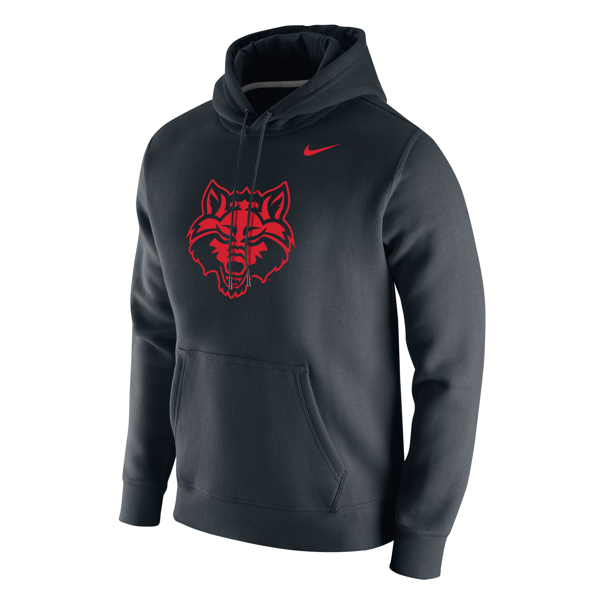 Arkansas State Club Fleece PO Hoody