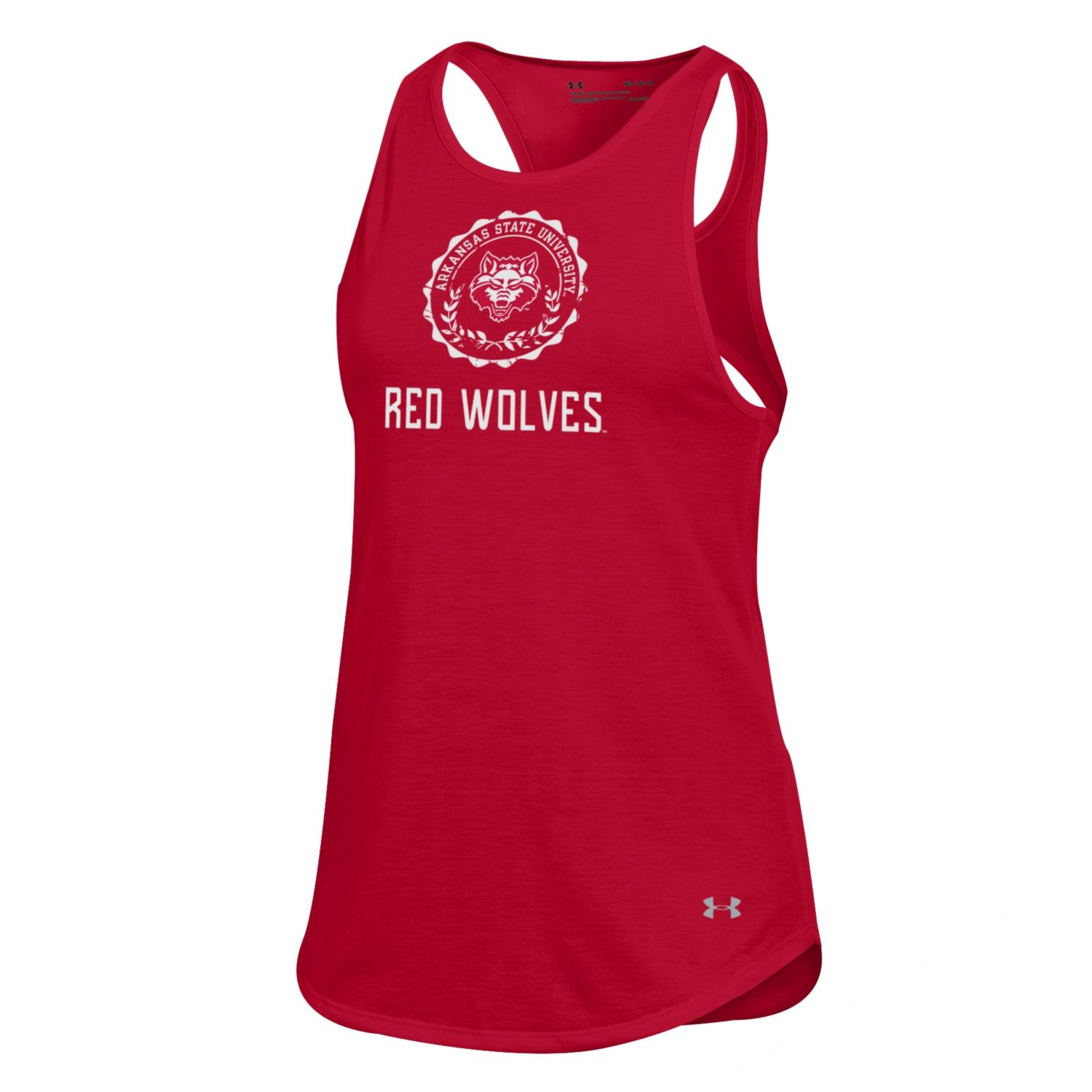 Arkansas State Threadborne Tank