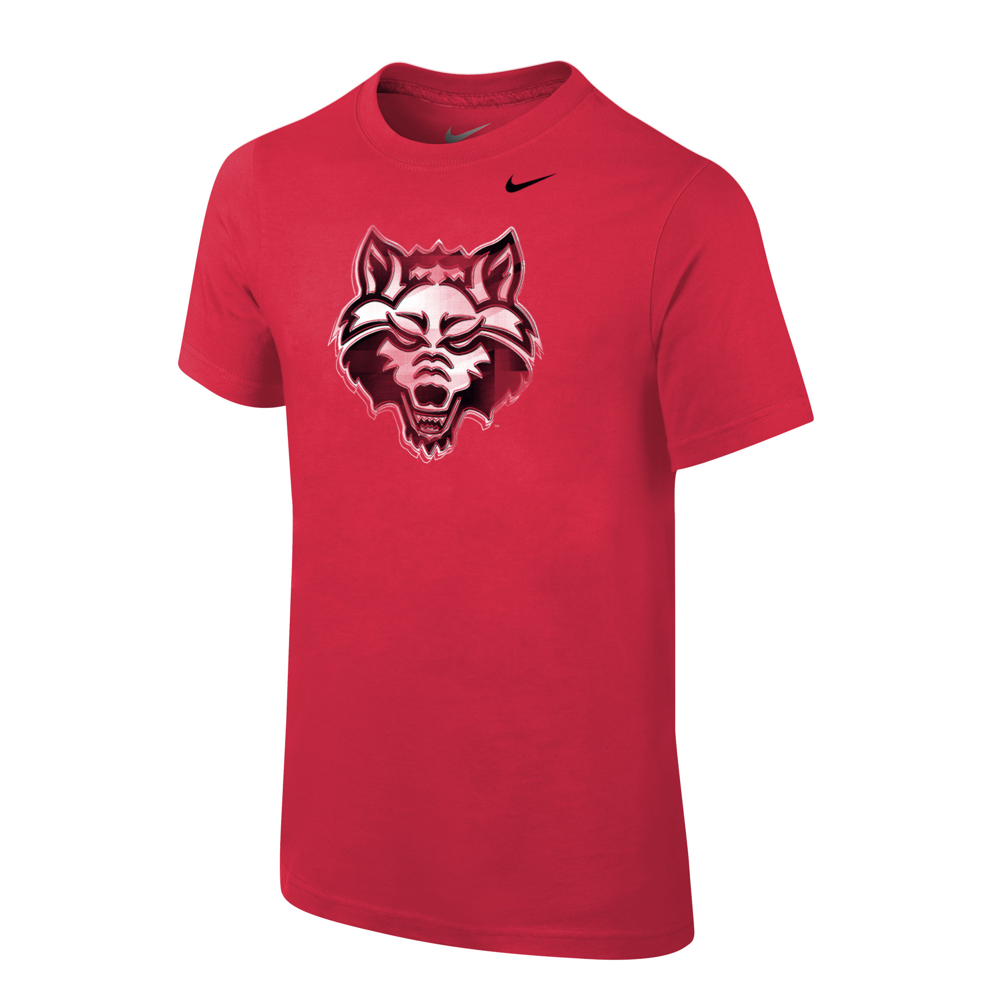 Red Wolves Youth Core SS Tee