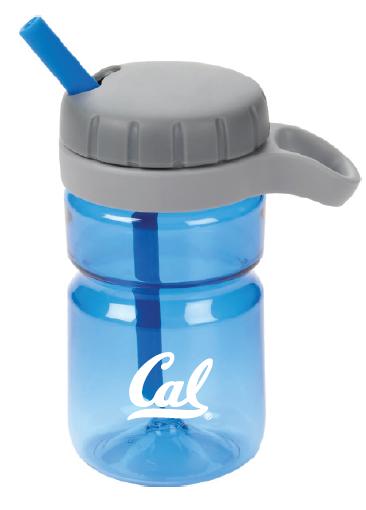 Univeristy of California Berkeley OXO 12oz Twist Top Bottle