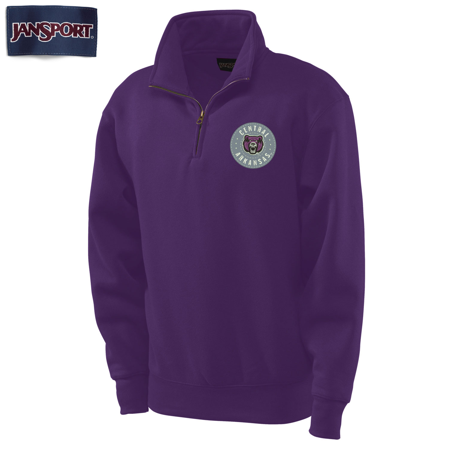 Central Arkansas E-Zee 1/4 Zip II