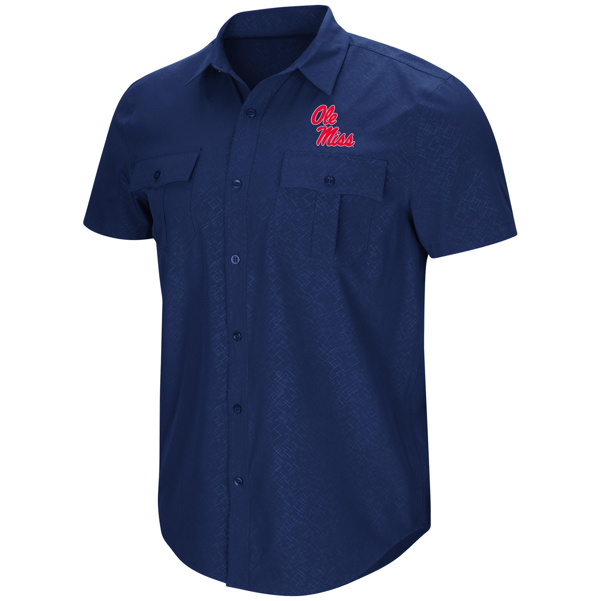 Mens Roberto Woven Shirt