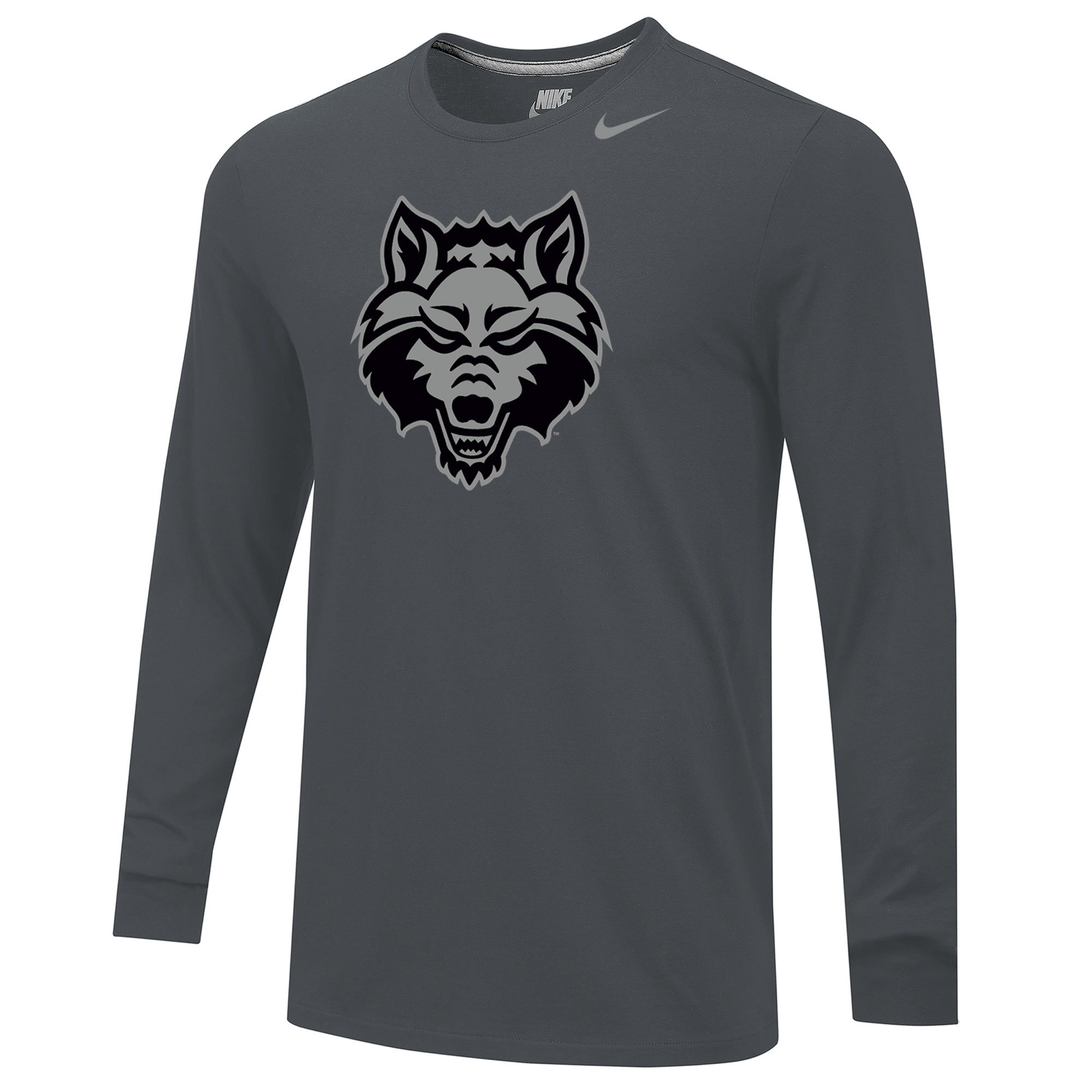 Red Wolves Core LS Tee